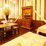 四間道レストランMATSUURA - 380年前の土蔵を改装した店舗で、特別感と非日常を楽しむ