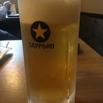 65423341 - 生ビール500円