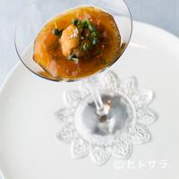 フレンチレストラン・プレジール - フランス料理ならでは美しい色合いは、見た目にも楽しめます