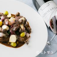 フレンチレストラン・プレジール - 国内のみならず、欧州から届く素材を使ったジビエ料理