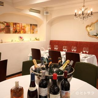 数量限定の希少なフランスワイン季節のスパークリングカクテル