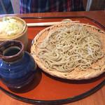 雪齋 - 料理写真:妻の2、8蕎麦です。