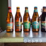 カイホロカフェ - ハワイで人気の地ビール『コナビール』を味わえます