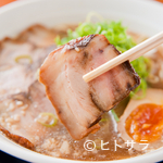 皇蘭 - チャーシュー麺