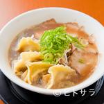 皇蘭 - ワンタン麺