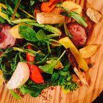 ボタニアン - 温かいお野菜の盛り合わせ
