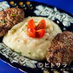 アロヒディン - 肉の旨みが詰まった『キョフテのマッシュポテト添え』