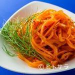 アロヒディン - さっぱり味の定番前菜『にんじんサラダ』