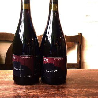 フランス、イタリア中心の自然派ワイン