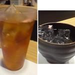 四季彩家 ろく - 芋焼酎と烏龍茶