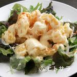 中国菜 香味 - 箸が止まらない味わい『大海老のマヨネーズ和え』