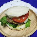 さかた - 金が咲バーガー  380円