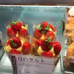 ラ・ファミーユ 高松本店 - 苺の季節ですよね^ ^
