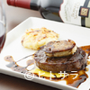 PRIMI - 料理写真:数量限定の『牛フィレ肉とフォアグラのロッシーニスタイル』