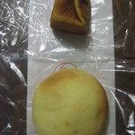 ベッカライズ オブ スイートガーデン - 完熟マンゴーメロンパン&宮崎バナナパン