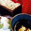 田丸家 - 料理写真:石臼挽きの手打ち蕎麦