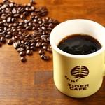 タイガーカフェ - ブレンドコーヒー