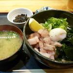 男組 釣天狗 本町店 - スタミナ海鮮丼大