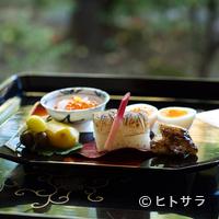 瓢亭 - 450年の歴史を持つ老舗で、京料理とおもてなしの意味を知る