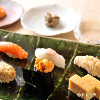 北海道の魚介だけに固執せず、その時期良いものを各地から