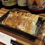水炊き 積 - 大葉一口餃子(ニンニク無し)