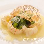 フランス料理 ラノー・ドール - すべてのコースが、糖質量ひかえめでヘルシー