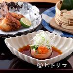 日本料理 菱沼 - コース中心にアラカルトも用意