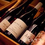 日本料理 菱沼 - 豊富なリストから選べる和食と相性のいいワイン