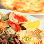 アラジン - メインにもなる野菜料理が女性やベジタリアンに人気