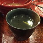 古武士 - 割りスープ