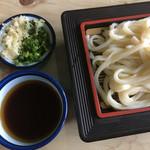 讃州讃岐屋 - 料理写真:たっぷり薬味とコクうま出汁そして麺