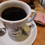 コメダ和喫茶 おかげ庵 - ブレンドコーヒー