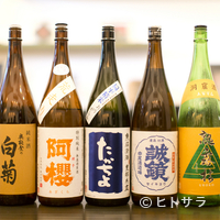 和菓子薫風 - 和菓子とのマリアージュを考えた日本酒を、料理人が提案