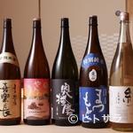 味 ふくしま - 日本酒はゲストとお話しながら、好みの味を提供