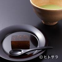 和ごころ 泉 - 季節のお菓子とお抹茶で、食事のシメにはほっこりできる