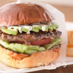 ザグッドベアーバーガー - ちょうど良く熟したアボカドを贅沢に『BBQアボカドバーガー』