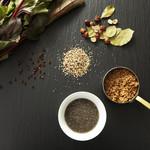 フレンチレストラン ソルト白金 - 料理写真:スーパーフードとエピス
