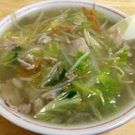 三浦食堂 - 料理写真:塩広東メン 550円