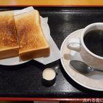 65440615 - コーヒー・トースト