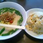 四川料理 福園 - 料理写真:ランチ