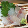 いわむら - 料理写真:スズキのお刺身
