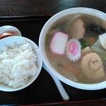65441113 - 五目ラーメン1200円