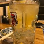 65441379 - レモンサワー