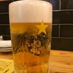 大衆酒場 ビートル - 生ビール