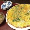 焼肉珍味亭 - 料理写真:海鮮チヂミ