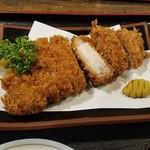 かつ膳 - 料理写真:加須 香り豚セット
