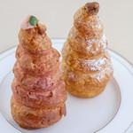 GONTRAN CHERRIER - 桜のモンブラン(350円)★3.8 モンブラン(350円)★3.9