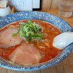 自家製麺 のぼる - 京坦々