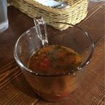 カフェ ケルン - 料理写真:スープ