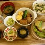 玄三庵 - 栄養士の晩御飯